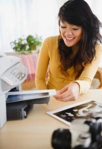 imprimante du bureau