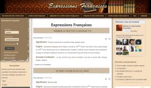 dictons et expressions français