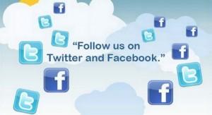 communication facebook twitter