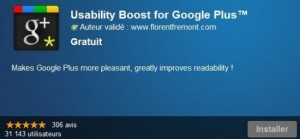 usability boost
