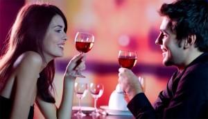 couple-diner amoureux