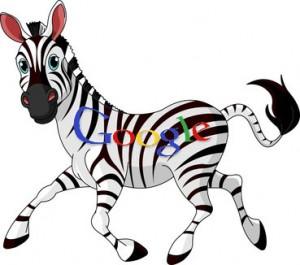 google zebra